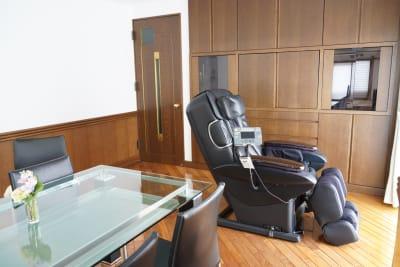 マッサージベンド - レンタルサロンAnne久屋大通 貸しスペースの設備の写真