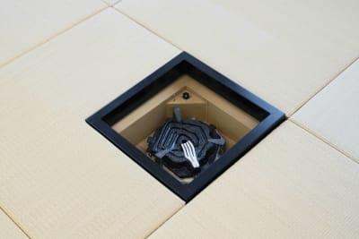 炉 - レンタルサロンAnne久屋大通 貸しスペースの設備の写真
