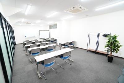 豊橋駅前 TB1F-D会議室の室内の写真
