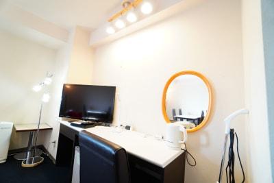 豊橋駅前プライベートスペース 豊橋駅前プライベート825の室内の写真