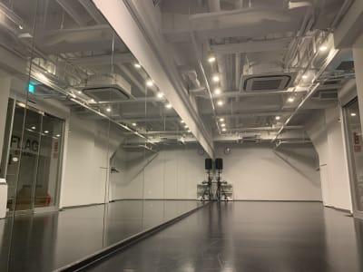 調光した状態で左側から撮影 - STUDIOFLAG 高田馬場店 レンタルスタジオ、貸しスペースの室内の写真