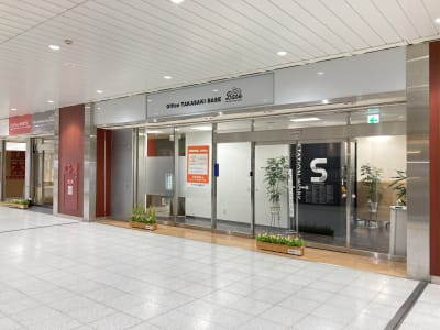 TAKASAKI BASE 第3会議室8席(1~8名様)の外観の写真