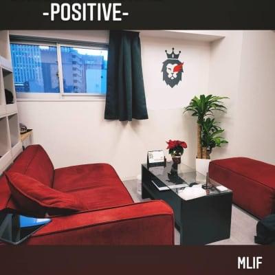 くつろぐスペースです! - R_STYLE レンタルジム、プライベートジムの室内の写真