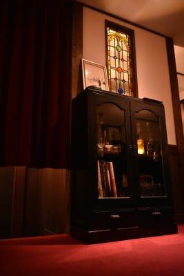 「和洋折衷」オーセンティックバー 撮影・音声収録 3名までの室内の写真