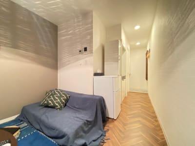 テレワークブース 池袋 104の室内の写真