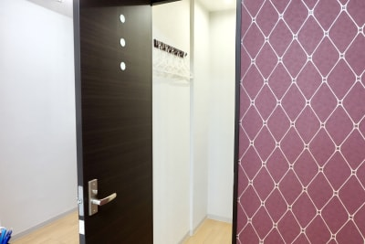 レンタルスタジオCapraの更衣室の写真 - レンタルスタジオCapra 千葉レンタルスタジオCapraの室内の写真