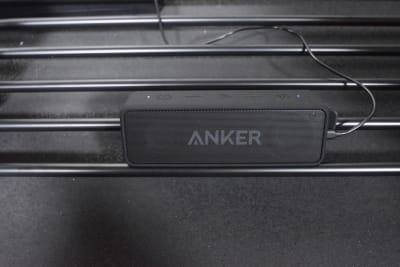 スピーカー Anker製 - スタジオ「Ten(テン)」 レンタルスタジオの設備の写真