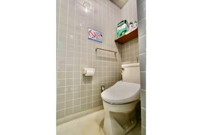 トイレ - スペースコネクト中目黒 MEETS貸会議室の設備の写真