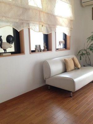 Ambiente(アンビエンテ)ブティック サロンスペースの室内の写真