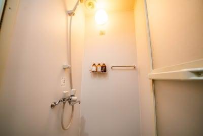 河野壮 【202】大久保アパート一室の室内の写真