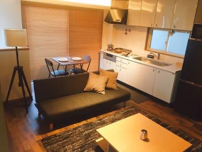 fuente方南町 2LDKデザイナーズスペースの室内の写真