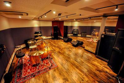 スタジオ内です。 - スタジオパックス 北千住店 【初めての方限定】K1スタジオの室内の写真