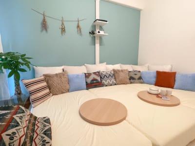MT102 タスワンスペースの室内の写真