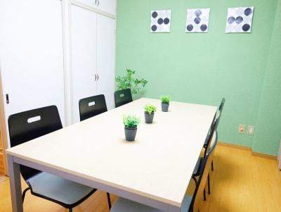 柏ユーハッチビル ふれあい貸し会議室 柏Cの室内の写真