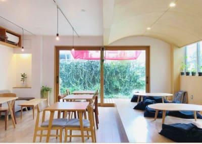 Cafe nt カフェ、レンタルスペースの室内の写真