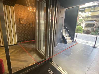 CULTI EARL HOTEL ポップアップスペース2の室内の写真