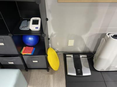 PLF浅草橋店 レンタルトレーニングジム[2F]の室内の写真