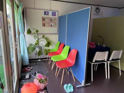 館内入り口付近 - ソウルメイト ソウルパレス 多目的スペースの室内の写真