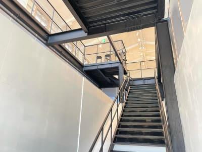 2F/2F建 エレベーターなし。 - soko station 146 イベント・撮影スペースの室内の写真