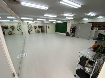大森海岸ダンススタジオ レンタルスタジオの室内の写真