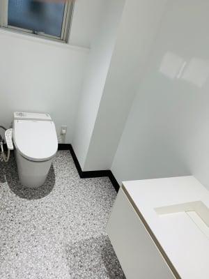 女子トイレ - So-We -Koenji- So-We《イベントスペース》の設備の写真