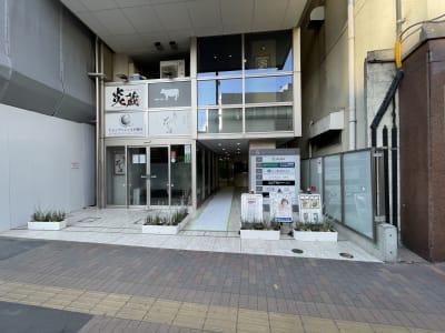 いいオフィス船橋bySDY 会議室の外観の写真
