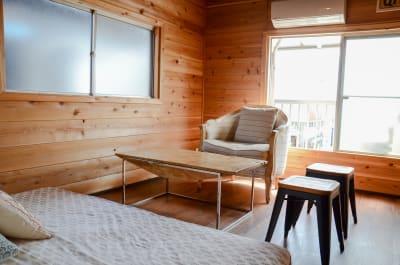 チルチルミチル WHOLE ROOMの室内の写真