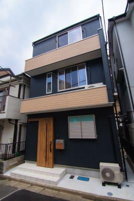 Fuente本羽田 蒲田・羽田空港近く一軒家の外観の写真