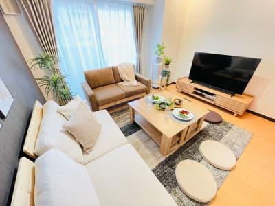 彩place 〜ラルジュ〜 パーティースペースの室内の写真