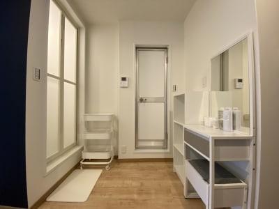 広々とした浴室が使えます^^ - SP326 SHARESPE SP326シェアスペ★ゆるトレの室内の写真