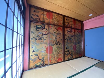 2Fの畳部屋 - pink building レンタルスペースの室内の写真