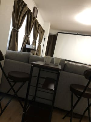 屋上付パーティールーム鹿島田川崎 屋上付きパーティールーム鹿島田の室内の写真