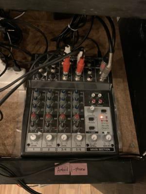 studio METRO スタジオの設備の写真