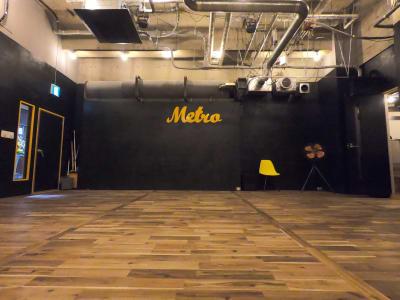 スタジオ② - studio METRO スタジオの室内の写真