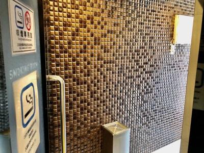喫煙所 - 道玄坂NETROOM1.st 鍵付完全個室ルームのその他の写真