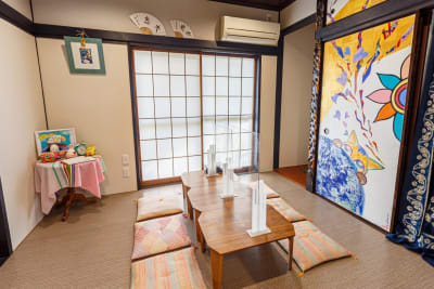 人気の和室 - KIKCAFE コワーキングカフェの室内の写真