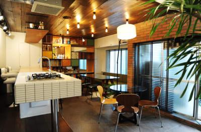 KITCHEN & OFFICE 渋谷店の室内の写真