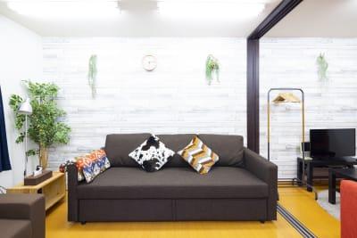 フリースペース CITY 2Fの室内の写真