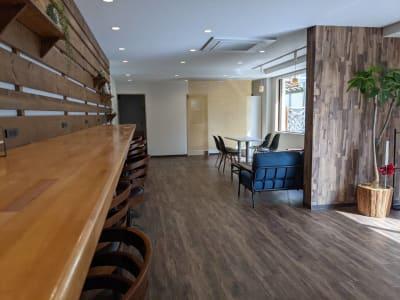 ネクストNAGANO 会議室の室内の写真