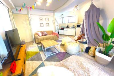 180_Juvenile新宿 レンタルスペースの室内の写真