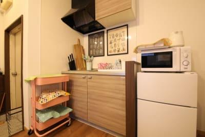181_Juvenile大久保 レンタルスペースの室内の写真