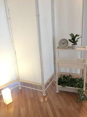 【LaQoo】芦屋プライベートサロン(女性施術者様専用) プライベートサロン(女性施術者様専用)の室内の写真