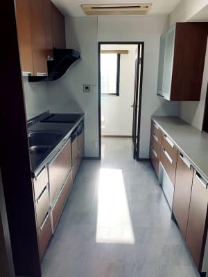 """12F キッチン - Studio """"HILLTOP"""" ハウススタジオの室内の写真"""