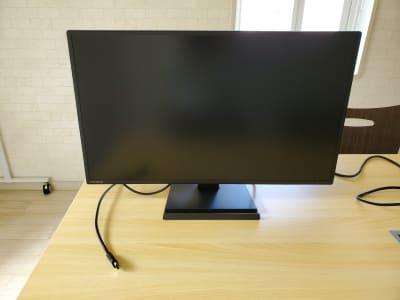 27インチ HDMIケーブル RGBケーブル - QualityTime稲毛の設備の写真