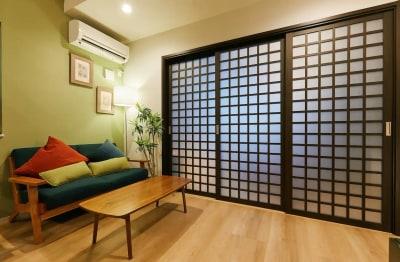 小村井ハウス 小村井駅戸建スペースの室内の写真