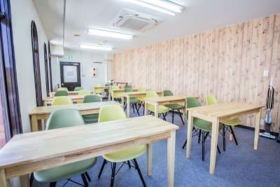 ふれあい貸し会議室 広島平勝 ふれあい貸し会議室 広島Aの室内の写真
