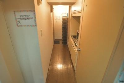 廊下 - 新宿御苑Banksyスペース ボドゲ多数!徒歩3分25名可能の室内の写真