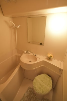 トイレ - 新宿御苑Banksyスペース ボドゲ多数!徒歩3分25名可能の室内の写真