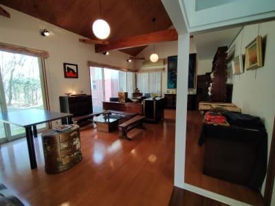 フローリングフロア - GauHouse レンタルスペース、ガウハウスの室内の写真