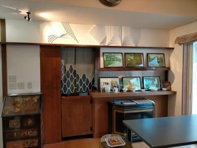 のれんの奥がキッチン - GauHouse レンタルスペース、ガウハウスの室内の写真